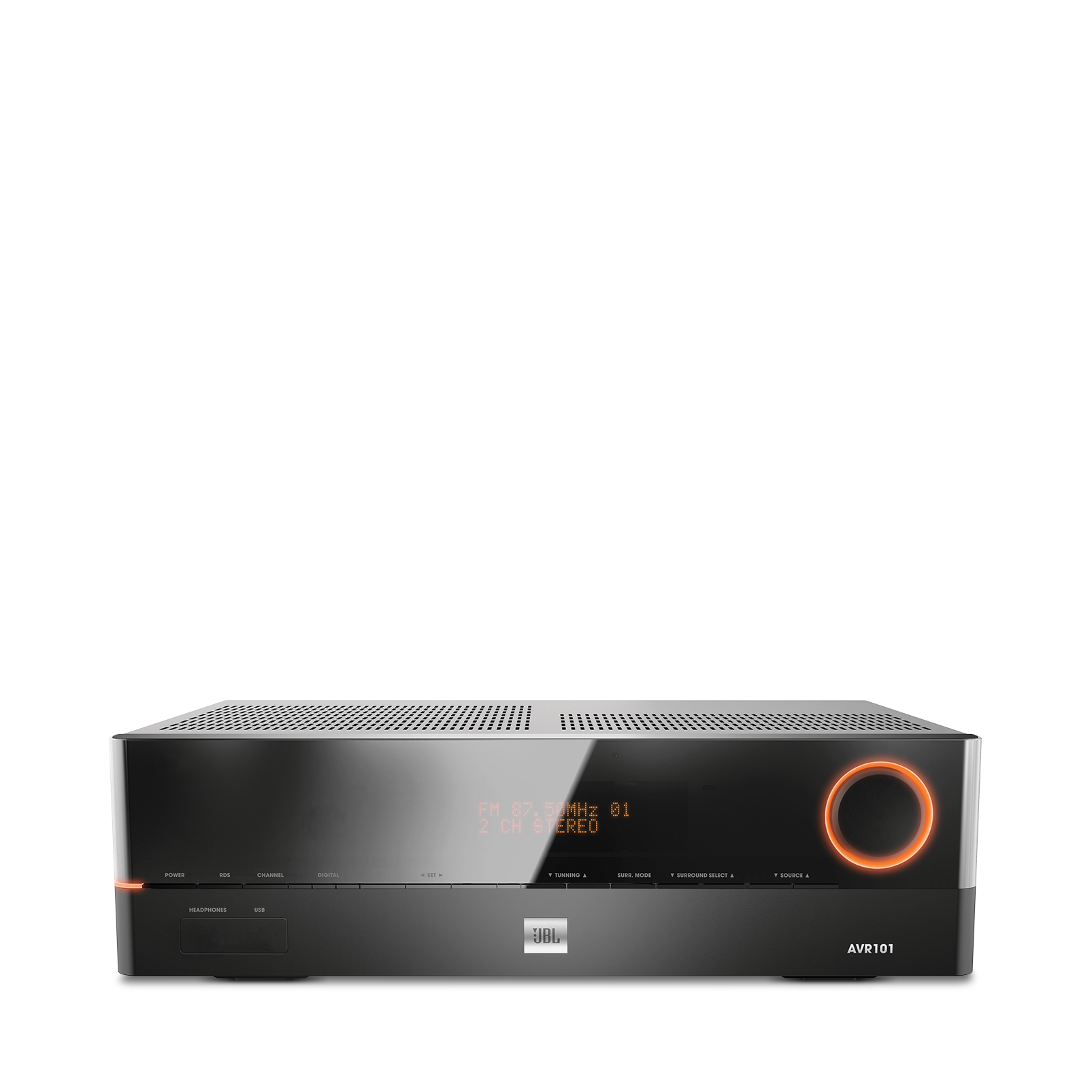 Best Car Audio System >> AVR 101 | 375-watt, 5.1-channel, networked audio/video receiver